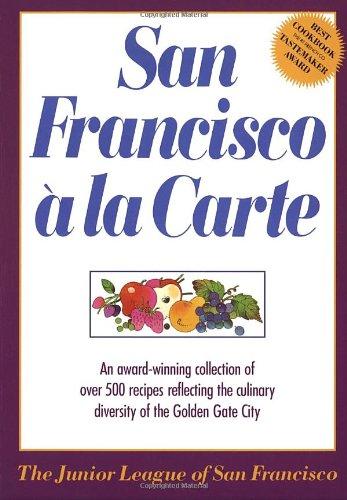 9780385417723: San Francisco A La Carte
