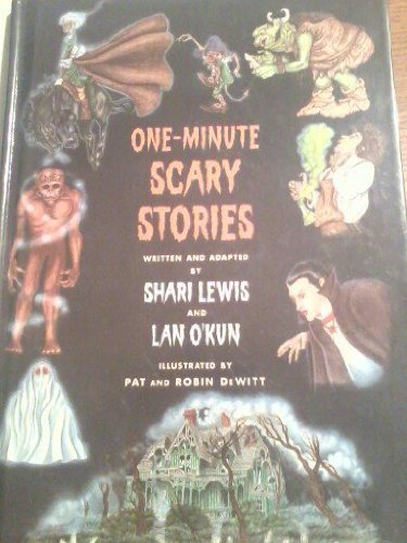ONE-MINUTE SCARY STORIES (One-Minute Series) (9780385417785) by Lewis, Shari