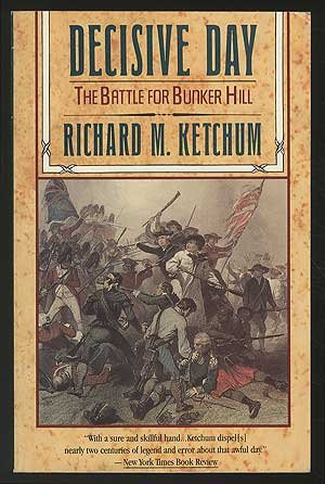 9780385418973: Decisive Day: The Battle for Bunker Hill