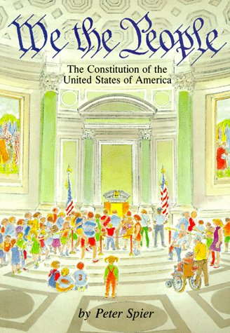 9780385419031: We the People: The Constitution of the United States of America