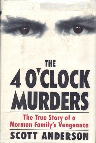 The 4 O'clock Murders: Scott Anderson
