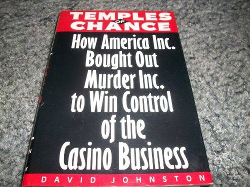 9780385419208: Temples of Chance
