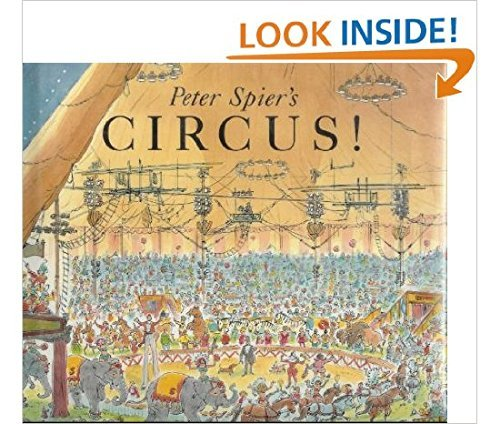 9780385419697: Peter Spier's Circus