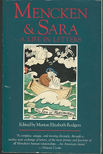 9780385419802: Mencken and Sara: A Life in Letters