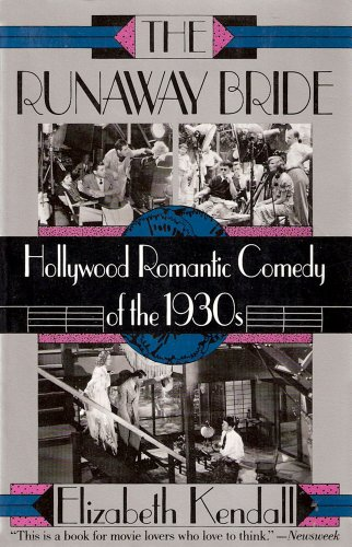 9780385420334: Runaway Bride: Hollywood Romantic Comedy of the 1930's