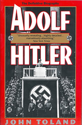 9780385420532: Adolf Hitler: The Definitive Biography