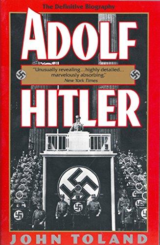 9780385420532: Adolf Hitler: The Definitive Biography