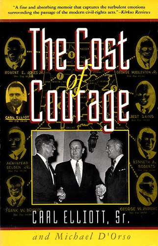 9780385420921: Cost of Courage, The
