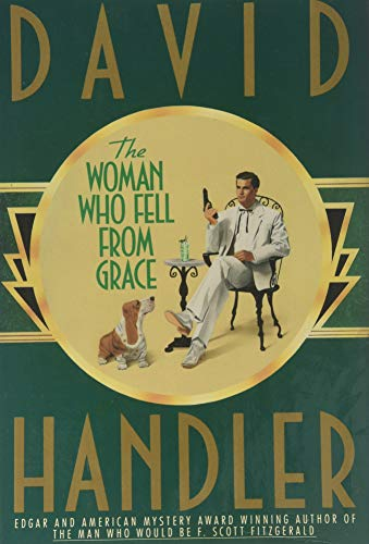 The Woman Who Fell From Grace ***SIGNED***: David Handler