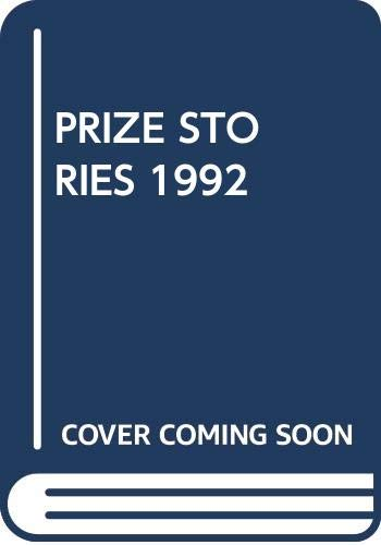 9780385421911: PRIZE STORIES 1992