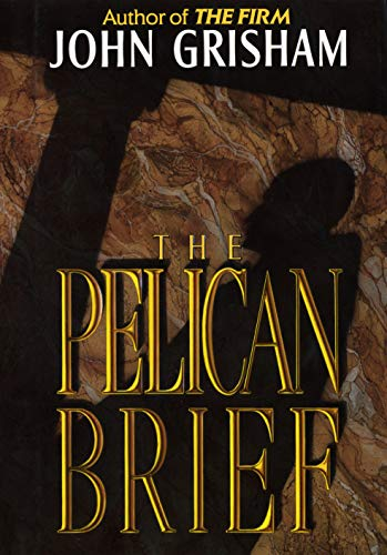 9780385421980: The Pelican Brief