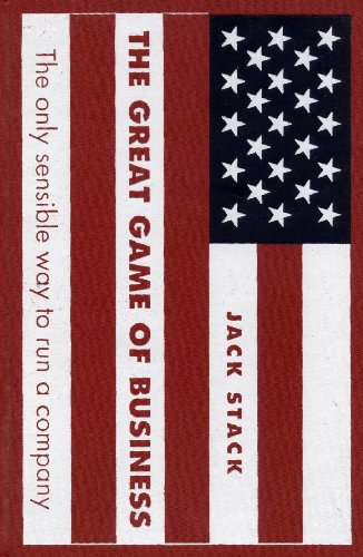 9780385422307: The Great Game of Business: The Only Sensible Way to Run a Company