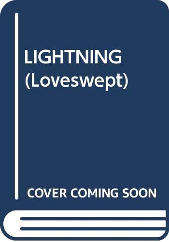 LIGHTNING (Loveswept) (9780385422925) by Patricia Potter