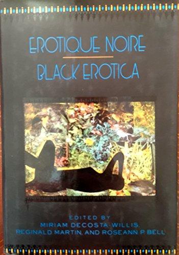9780385423083: Erotique Noire: Black Erotica