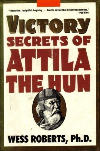 9780385424486: Victory Secrets of Attila the Hun