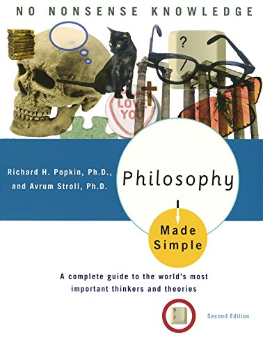 9780385425339: Philosophy Made Simple