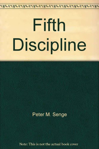 9780385427128: Fifth Discipline