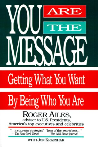 9780385427203: You Are the Message
