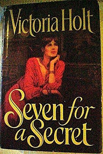 9780385468008: Seven for a Secret
