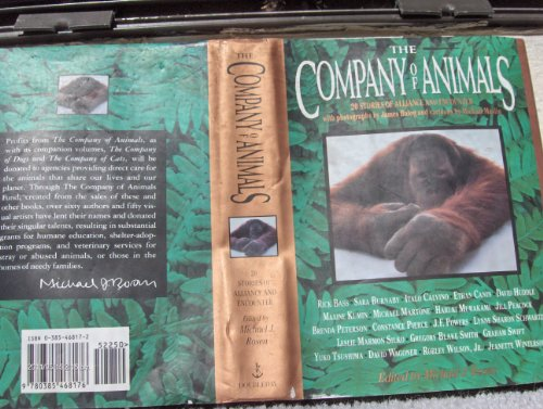 The Company of Animals: 20 Stories of Alliance and Encounter