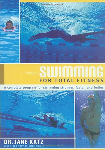 9780385468213: Swimming for Total Fitness: A Progressive Aerobic Program