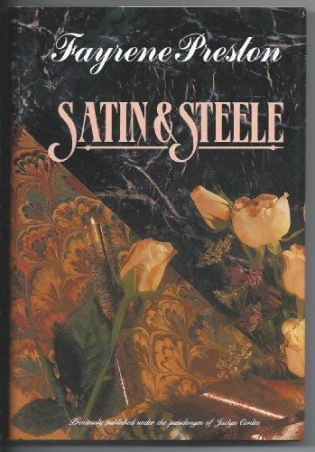 9780385470100: SATIN AND STEELE (Loveswept)