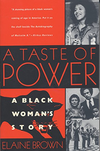 9780385471077: A Taste of Power: A Black Woman's Story