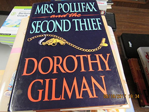 9780385471091: Mrs. Pollifax and the Second Thief