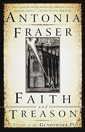 9780385471909: Faith and Treason: The Story of the Gunpowder Plot