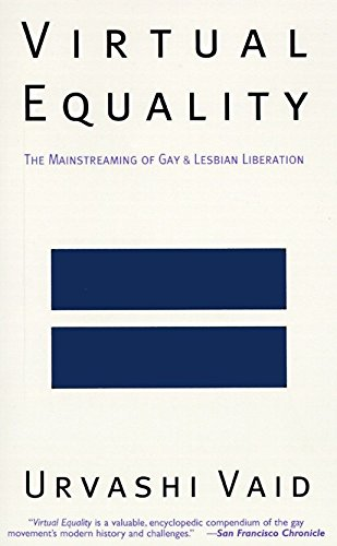 9780385472999: Virtual Equality: The Mainstreaming of Gay and Lesbian Liberation