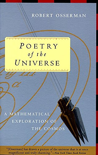 9780385474290: Poetry of the Universe: A Mathematical Exploration of the Cosmos