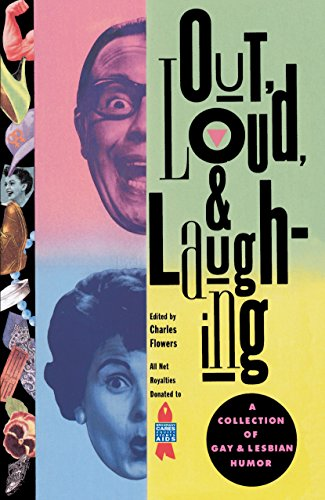 9780385476188: Out, Loud, & Laughing: A Collection of Gay & Lesbian Humor