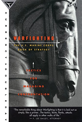 9780385478342: Warfighting: The US Marine Corps Book of Strategy