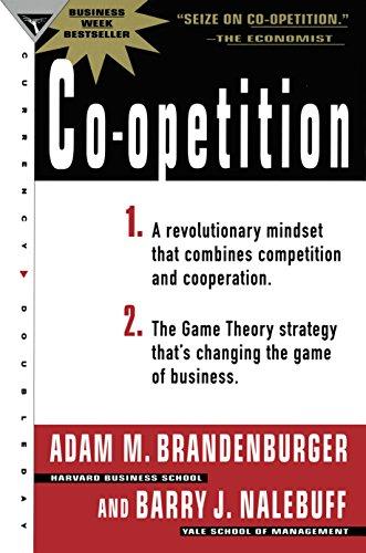 Co-Opetition : A Revolution Mindset That Combines: Adam M. Brandenburger,