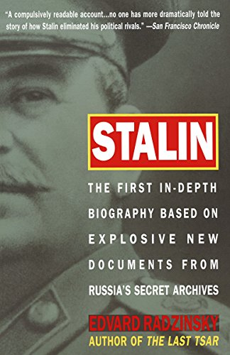 9780385479547: Stalin: The First In-depth Biography Based on Explosive New Documents from Russia's Secret Archives