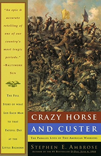 9780385479660: Crazy Horse and Custer: The Parallel Lives of Two American Warriors