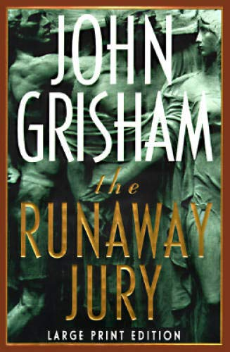 9780385480154: The Runaway Jury (Bantam/Doubleday/Delacorte Press Large Print Collection)