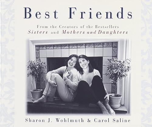 Best Friends: Carol Saline, Sharon