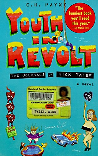 9780385481960: Youth in Revolt: The Journals of Nick Twisp