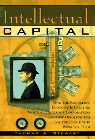 9780385482288: Intellectual Capital: The New Wealth of Organzations