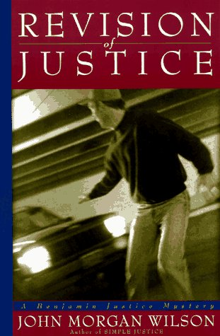 9780385482356: Revision of Justice: A Benjamin Justice Mystery