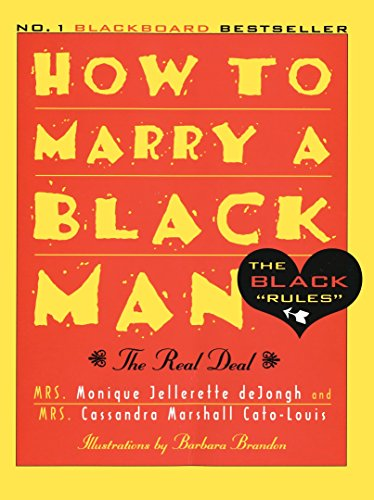 9780385482479: How to Marry a Black Man: The Real Deal