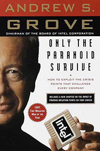 9780385483827: Only the Paranoid Survive: How to Exploit the Crisis Points That Challenge Every Company: The Threat and Promise of Strategic Inflection Points