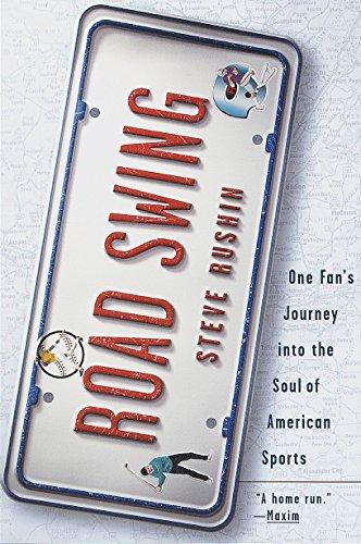 9780385483926: Road Swing: One Fan's Journey Into The Soul Of America's Sports