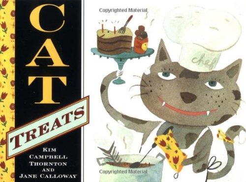 Cat Treats: Jane Calloway; Kim