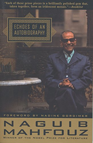 9780385485562: Echoes of an Autobiography