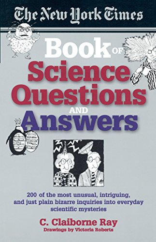 NY Times Bk of Science Questions (Paperback)