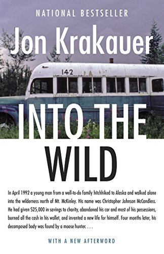 9780385486804: Jon Krakauer: Into the Wild (Anchor Books)