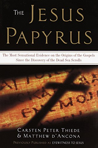9780385488983: The Jesus Papyrus: The Most Sensational Evidence on the Origins of the Gospels Since the Discovery of the Dead Sea Scrolls