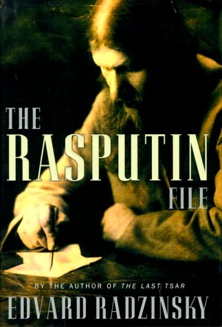 The Rasputin File: Radzinskii, Edvard; Radzinsky, Edvard